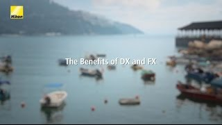 Nikon Unveiled: The Benefits of DX and FX