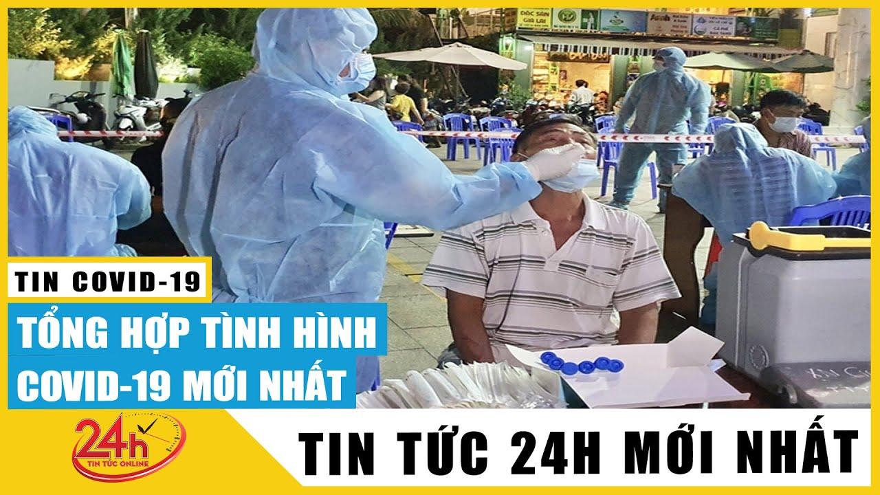 Tin tức Covid-19 mới nhất hôm nay 18/7. Tình hình Virus Corona TP.HCM  ca nhiễm mới tăng kỷ lục