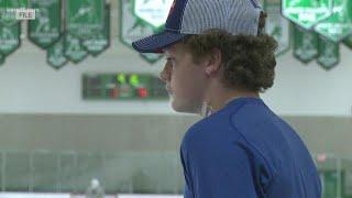 Gruesome hockey injury renews debate over neck guards