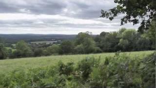 SWC Free Walk 41, Yalding to Sevenoaks. 29/8/11.