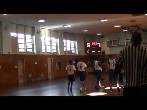 12/2015: Elmont Lawmen vs. Almighty Force at PD (1st half)
