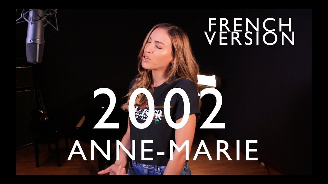 Download 2002 ( FRENCH VERSION ) ANNE-MARIE ( SARA'H COVER )