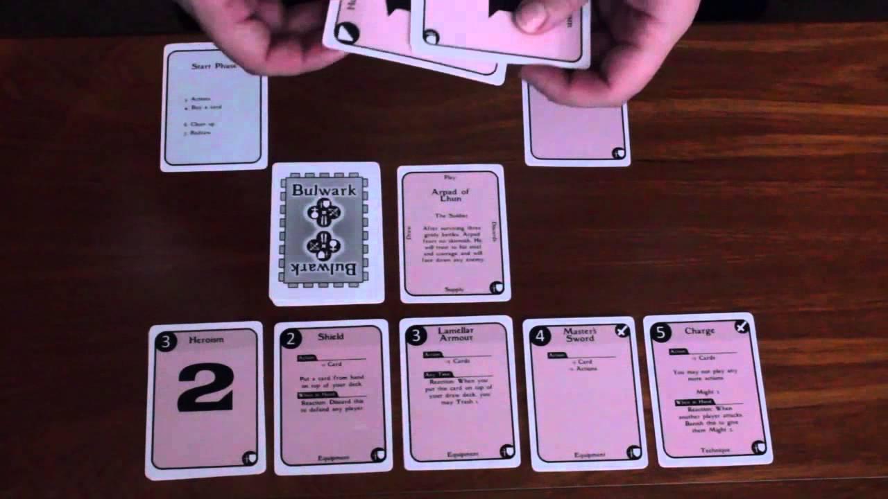 games gambling bulwark card