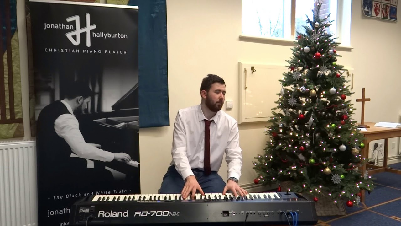 Joy To The World (Piano) : Jonathan Hallyburton