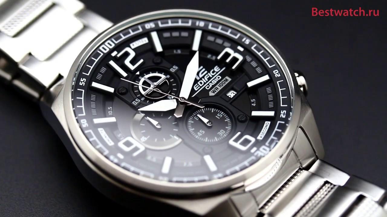 Мужские часы Casio EFR-555D-1A Мужские часы Jacques Lemans 1-1673F-ucenka