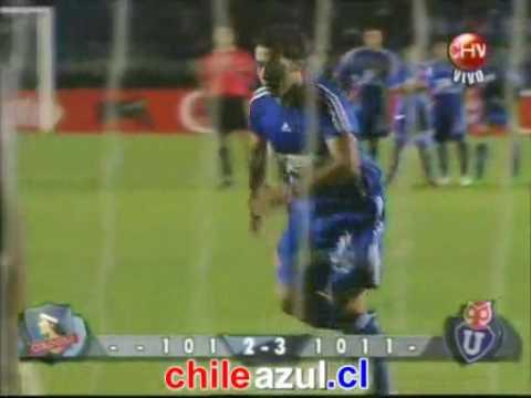 Penales Universidad de Chile 4  Colo Colo 2