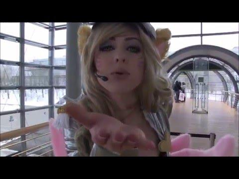 Dreamhack 2016 Leipzig, Germany - Cosplay Music Video