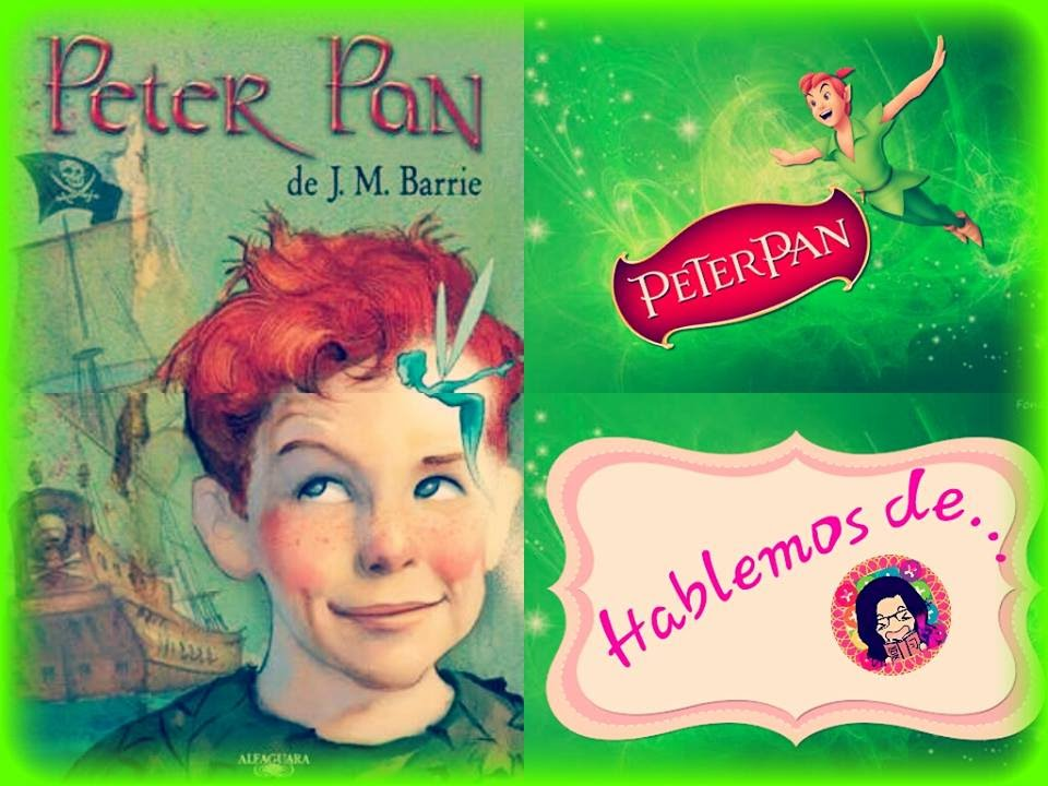 """Peter Pan"" Hablemos de... ( no reseña) - YouTube"