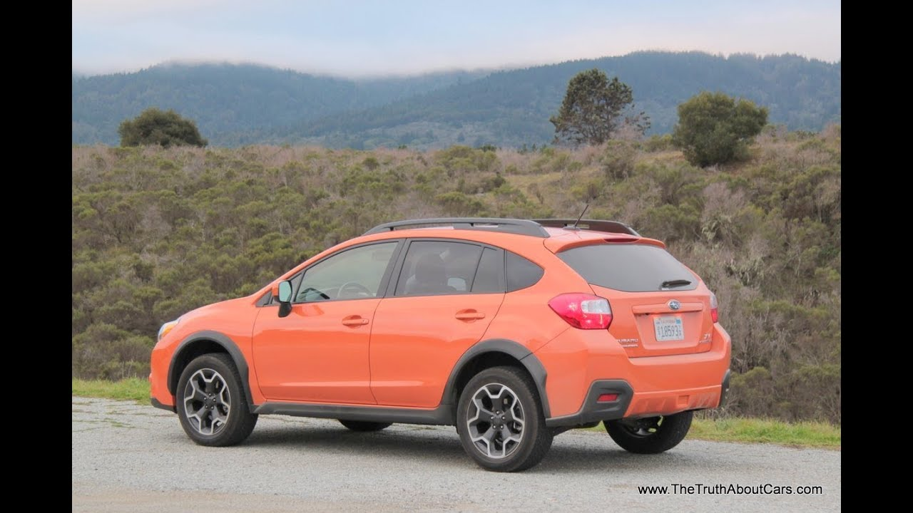 Subaru xv 2014 review