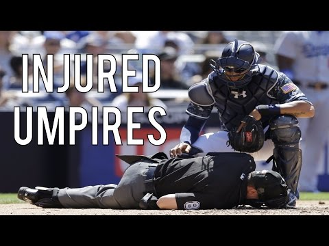 MLB | Injured Umpires