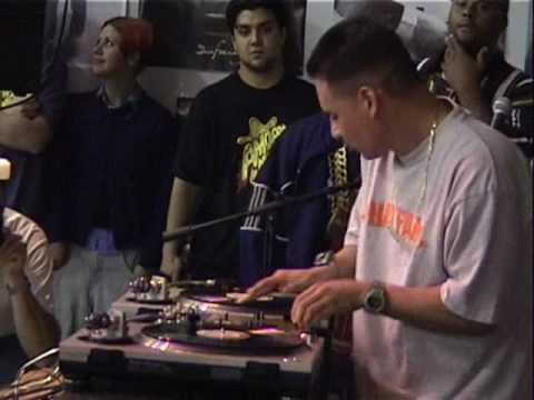 Mix Master Mike - Part 2 @ Amoeba Records SF