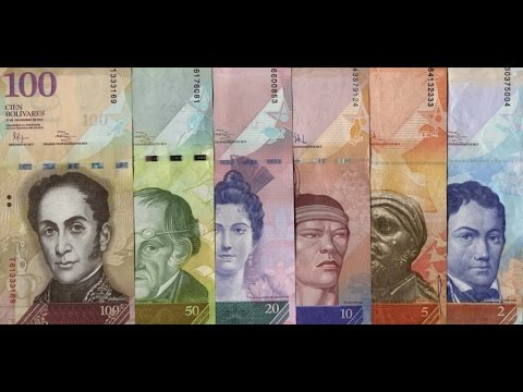Bolivar Plunges in Black Market as Venezuelans Stash Dollars