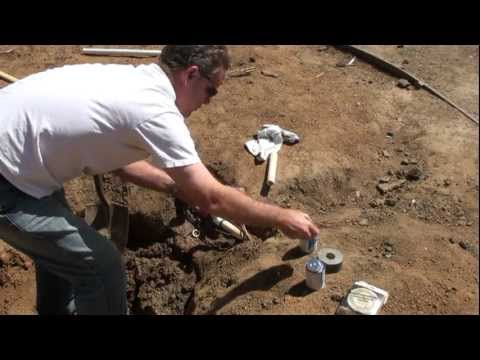 How To Fix A Broken Pipe Or Irrigation Line In Less Than