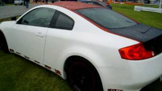 Nissan Nismo Infinity g35 coupe with the r35 conversion GTR