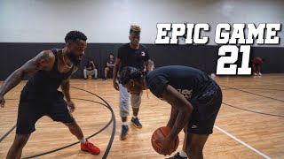 EPIC Game Of 21! CashNasty Vs Duke Dennis, Agent 00, Kenny Chao and Imdavisss!