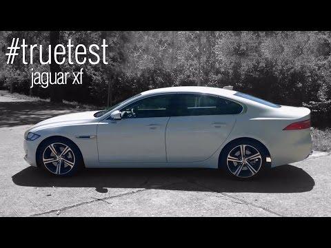 Jaguar XF 2016 Test Drive, La Prova Su Strada. #truetest