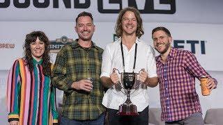 Willie's Superbrew Wins Brewbound Live 2018 Pitch Slam I Competition