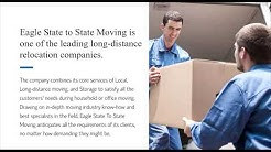 Eagle State To State Moving Company   Out Of State Movers