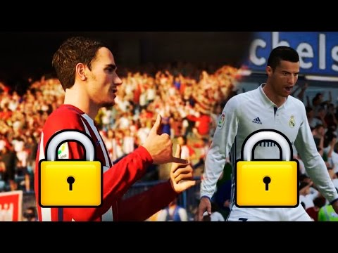 TUTORIAL CELEBRACIONES BLOQUEADAS FIFA 17...