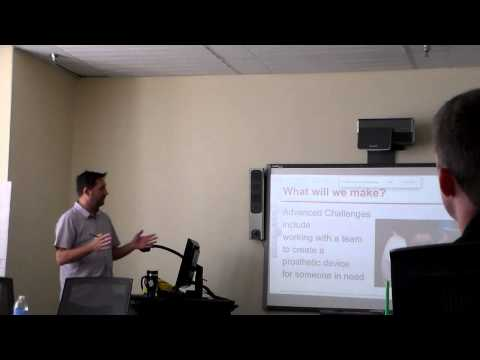 Rob Puckett--3D Fabrication Lab