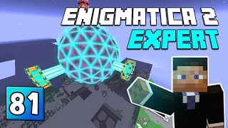 Enigmatica 2: Expert Mode EP 38 NuclearCraft Fusion Reactor
