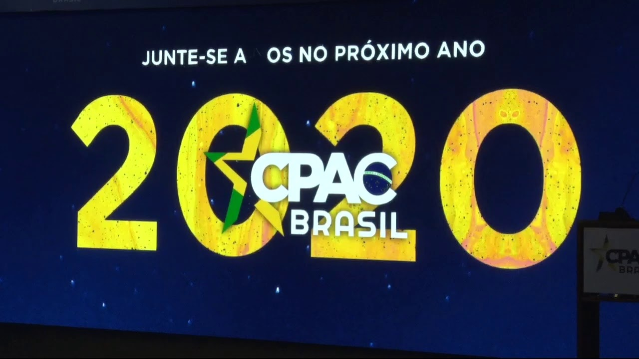 CPAC BRASIL 2019 (AO VIVO)