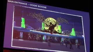 Halloween Time 2017 Imagineer presentation at Disney California Adventure