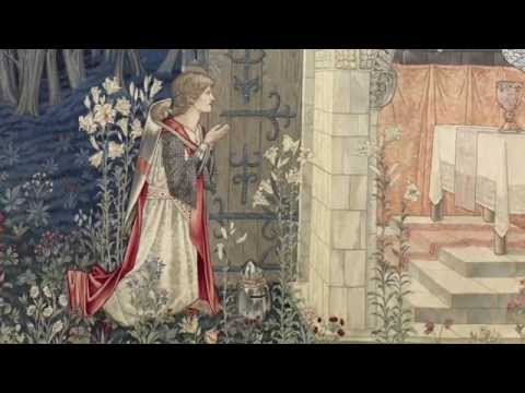 Love is Enough: William Morris and Andy Warhol Exhibition