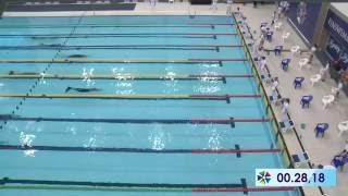 Подводное плавание, 100 м.  Мужчины
