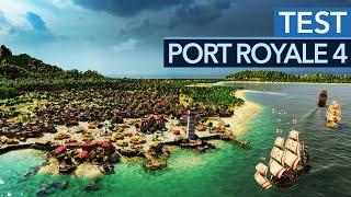 Port Royale 4 ist ein Wirtschafts-Paradies - aber nicht für jeden (Test / Review)