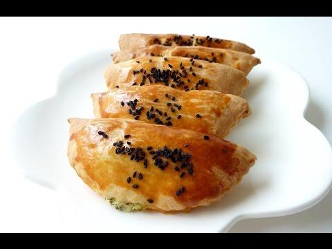 Recette brioche turque au fromage feta (poğaça)