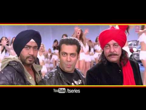 Son Of Sardaar Po Po Full Video Song Salman Khan_ Ajay