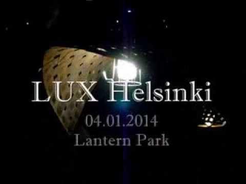 LUX Helsinki 2014 @ Lantern Park 04.01.2014