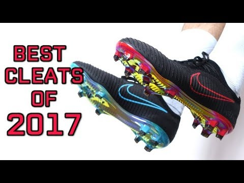 92d94e1ee24 THE BEST NEW CLEATS OF 2017! - Nike Mercurial Vapor Flyknit Ultra (Fire    Ice) - Review + On Feet