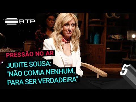 Judite Sousa: 'Não comia nenhum, para ser verdadeira'   5 Para a Meia-Noite   RTP