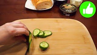 За уши не оттащишь так ВКУСНО и ПРОСТО Лучший РЕЦЕПТ бутербродов со шпротами