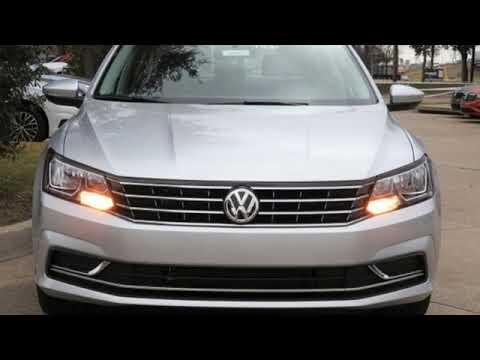 New 2019 Volkswagen Passat Dallas TX Garland, TX #V190271