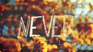 Love Never Fails - Romantic Hip Hop Beat | Rap Instrumental | M-Beats ツ