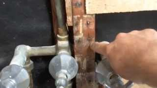 Soldering Copper Pipe