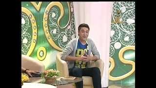 Ян Лира на передаче Дарман (канал БСТ)