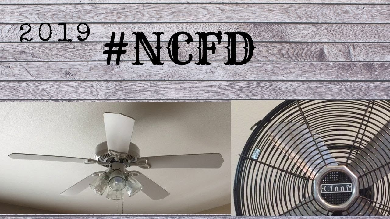 Ncfd Happy National Ceiling Fan Day 2019 Youtube