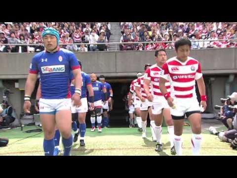 Japan vs Korea Highlights - ARC 2017 Week 2