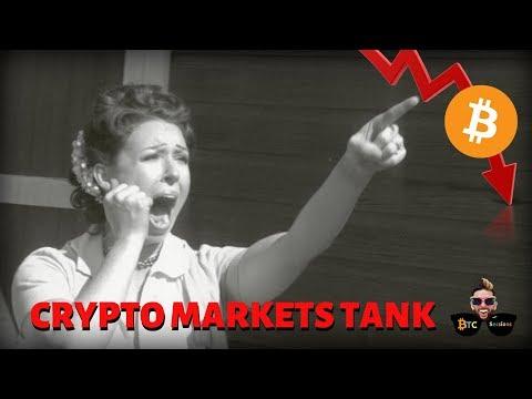 Bitcoin Price Crash, Bitmain IPO Fail, Dash 51% Vulnerable