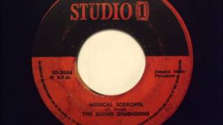 Sound Dimension - Musical Scorcher - Studio One JA