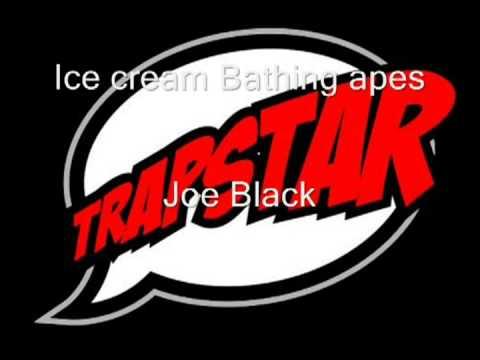 Icecream Bathing apes - Joe Black