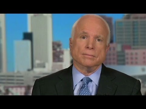 McCain: Time for Shinseki to move on