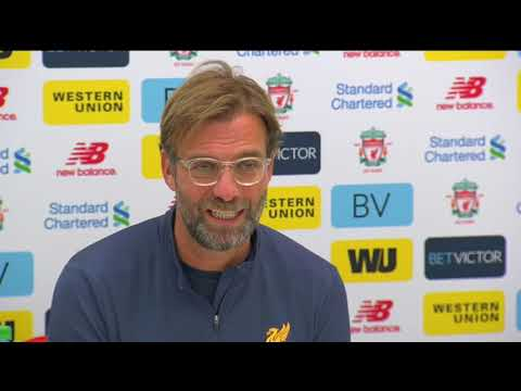 """Klopp: """"I'm not an actor""""   Liverpool vs West Brom   Astro SuperSport"""