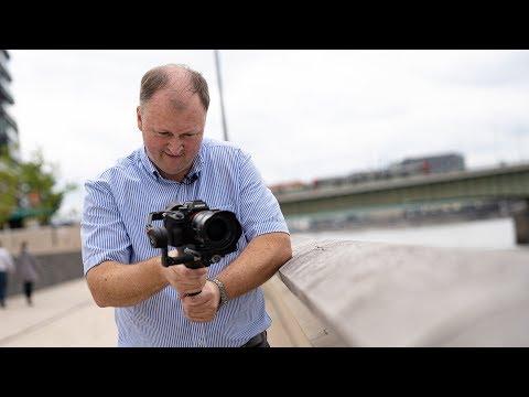 Gimbals?! - Externe Stabilisierung Für Video Und Foto - Cineastisches Filmen