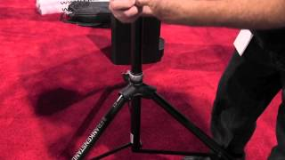New FrankenStand Speaker Stands: By John Young of the Disc Jockey News