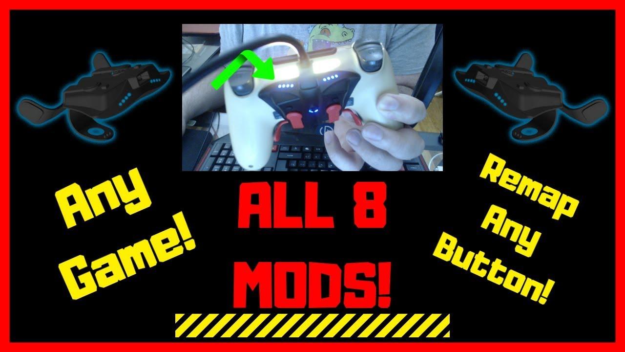 Strike pack dominator tutorial ps4 all mods tutorial use strikepack mods youtube - Strike mod pack ...